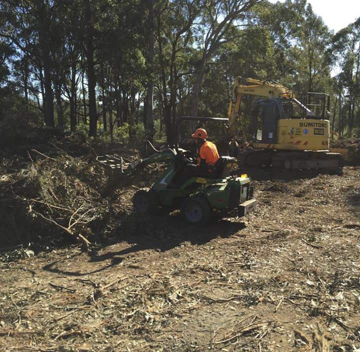 Commercial and Residential land clearing Sydney